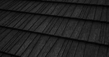 Gont blaszany Janosik - wygląd drewna w stalowej formie