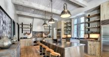 Jak urządzić kuchnię w stylu industrialnym?